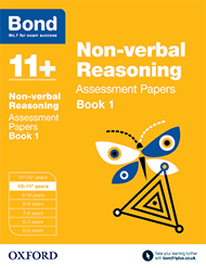 Non-verbal reasoning book