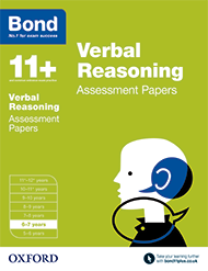 Verbal reasoning book