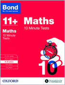 Maths 11+ 10 Minute Tests
