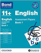 English Assessement Papers with Answer Support book