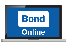 Bond Online laptop