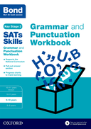 Cover image - Bond SATs Skills: Grammar and Punctuation Workbook: 9-10 years