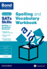 Cover image - Bond SATs Skills: Spelling and Vocabulary: Age 8-9
