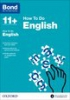 Bond How To Do English