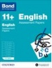 Cover image - Bond English Assessment Papers 5-6 years