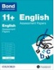 Cover image - Bond English Assessment Papers 6-7 years