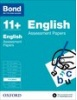 Cover image - Bond English Assessment Papers 7-8 years