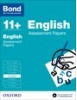 Cover image - Bond English Assessment Papers 8-9 years