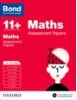 Cover image - Bond Maths Assessment Papers 12+-13+ Years