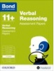 Cover image - Bond Verbal Reasoning Assessment Papers 7-8 years