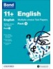 Cover image - Bond English 11+ Multiple Choice Test Papers Pack 1
