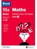 Bond Maths 11+ Multiple Choice Test Papers Pack 2