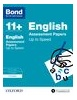 Cover image - Bond English Up to Speed Practice 8-9 years