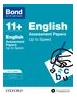 Cover image - Bond English Up to Speed Practice 10-11 years