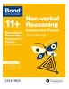 Cover image - Bond 11+ Non-verbal Reasoning Up to Speed Practice 10-11 years