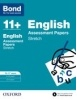Cover image - Bond English Stretch Practice 10-11 years