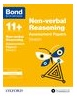 Cover image - Bond Non-verbal Reasoning Stretch Practice 9-10 years