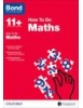 Bond How To Do Maths NEW