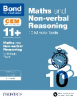Cover image - Bond CEM Maths and Non-verbal Reasoning Assessment Papers 8-9 years