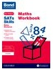 Cover image - Bond SATs Skills: Maths Workbook: 8-9 Years