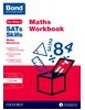 Cover image - Bond SATs Skills: Maths Workbook: 9-10 Years