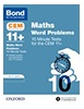 Cover image - Bond 11+: CEM Maths Word Problems 10 Minute Tests: 10-11 Years