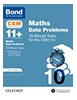 Cover image - Bond 11+: CEM Maths Data 10 Minute Tests: 10-11 Years
