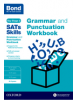 Cover image - Bond SATs Skills: Grammar and Punctuation Workbook: 8-9 years