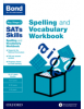 spelling and vocab 10 to 11 stretch bond sats skills